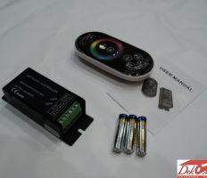 Блок управления RGB лент 4А